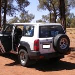 Nissan Patrol Review
