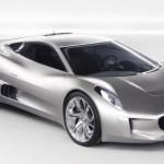 Jaguar C-X75 – A new concept