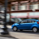 2011 Ford Fiesta – Profile