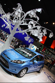 Ford fiesta eco