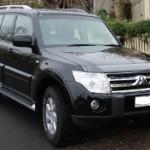 Mitsubishi Pajero GLS Review