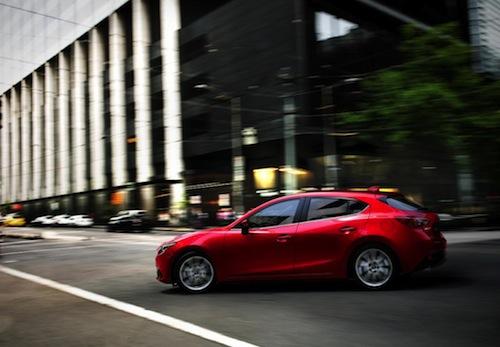 Mazda 3 city