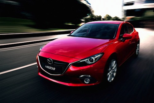 The all new Mazda3 – Kodo in nature and design.