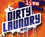 When two middle aged men go Dirty…………Laundry Live