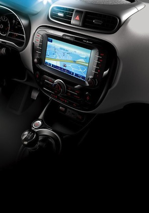 2014 Kia Soul with Sat Nav