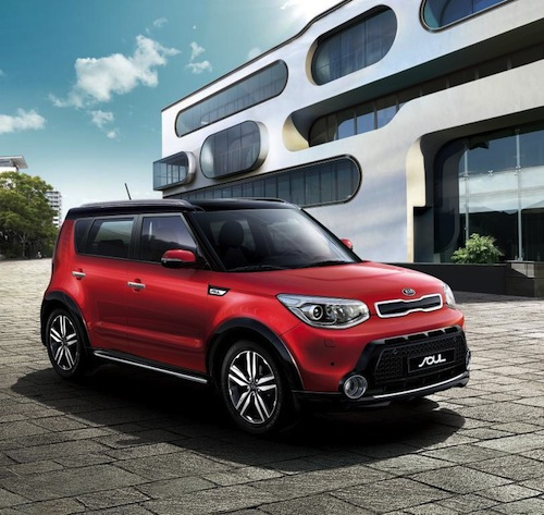 All new Kia Soul 2014 revealed at Frankfurt Motor Show