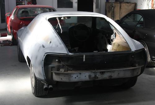 Porsche 928 Part 2.3