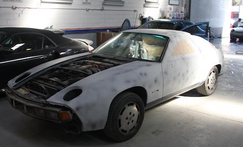 Porsche 928 Part 2