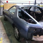 Porsche 928 – The Restoration – Part 3