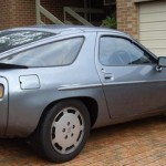 Porsche 928 – The Restoration Begins