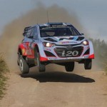 Trouble Free Start to Rally for Hyundai Shell World Rally Team