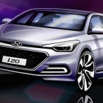 Hyundai all new i20 – The first hints