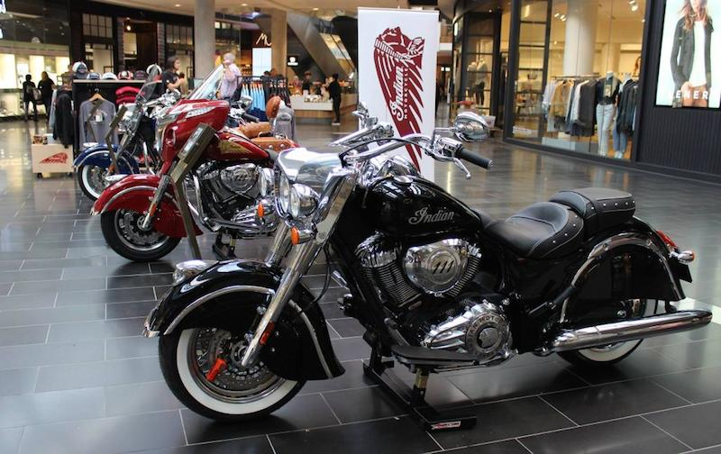 Indian Motorcycle Pop Up 3