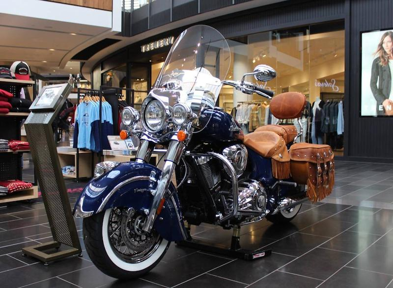 Indian Motorcycle Pop Up Shop 2