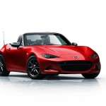 Mazda MX5 the fourth generation