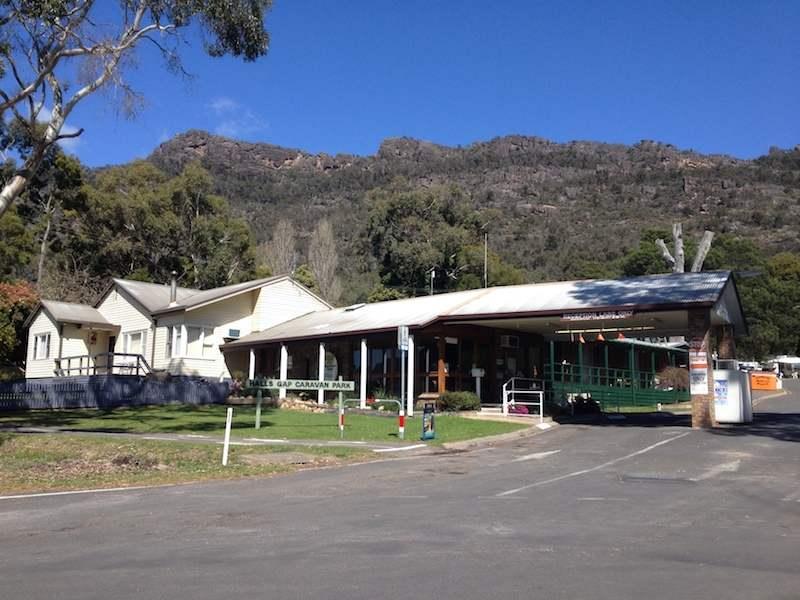 Halls Gap Caravan Park copy