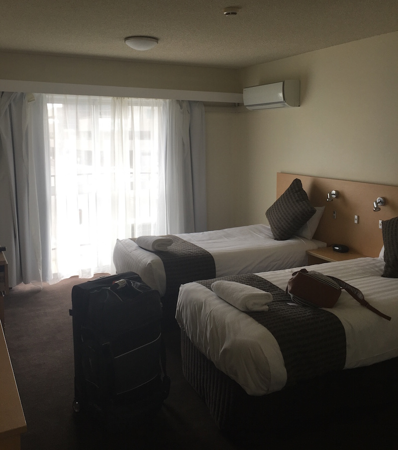 Best Western Hobart - Bedroom